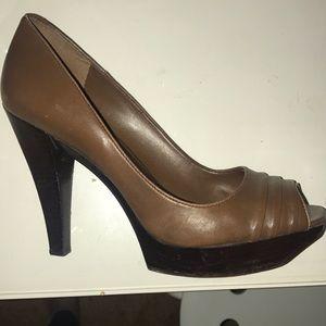 BCBGeneration heels (brown) 8.5